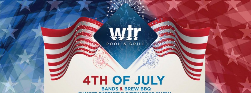 Fourth of July: Bands and Brew BBQ