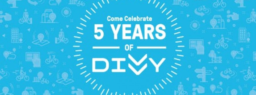 Divvy's 5th Birthday Party