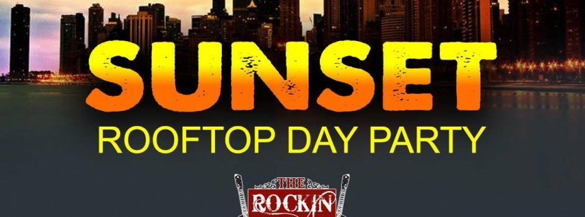 Sunset-A Rooftop Day Party feat. DJ Tysko