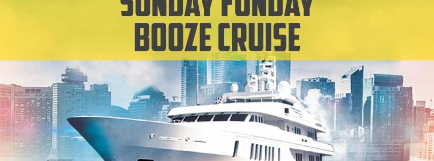 Yacht Party Chicago's Sunday Funday Booze Cruise on July 1st!