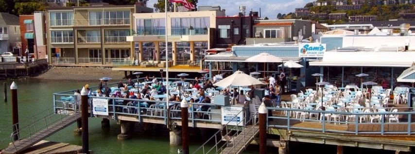 Nautical By Nature - 4th of July Day Party - Sam's Anchor Cafe