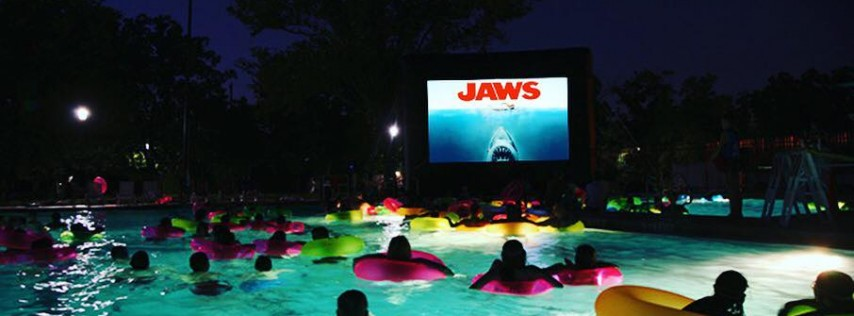Dive In Movie: Featuring JAWS at Cady Way Pool