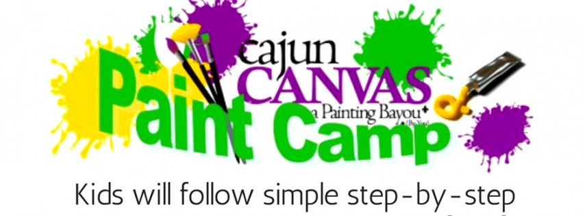 Summer Paint Camp