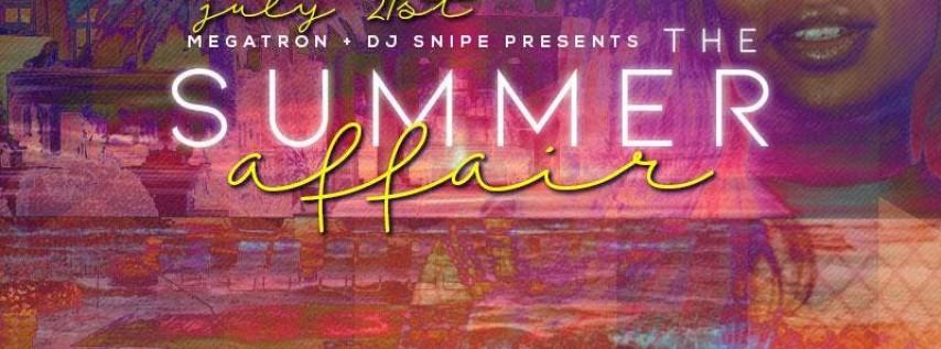 The Summer Affair