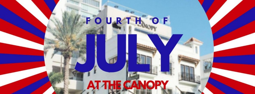 4th of July at The Canopy