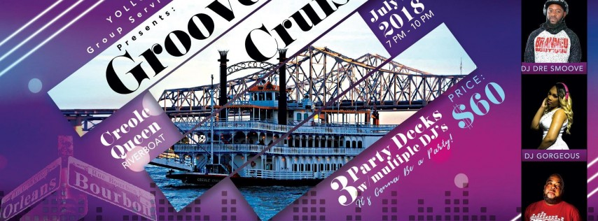 Groove Cruise in NOLA