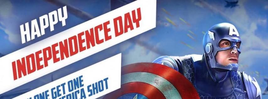 Independence Day Celebration at Shots Orlando