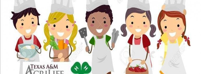 4-H Kids That Cook-July 19th
