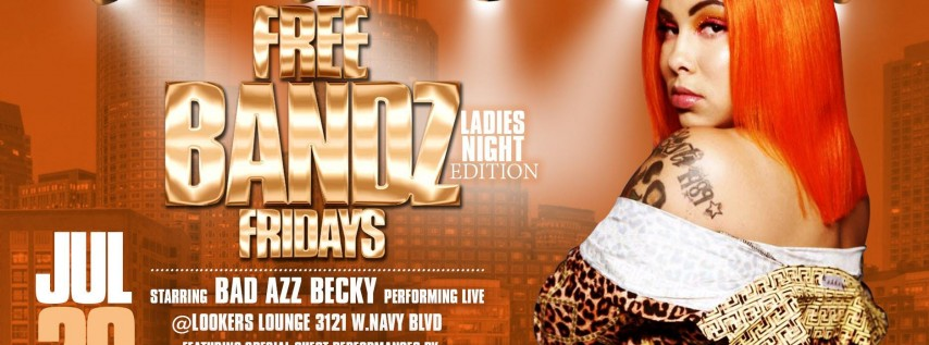 BAD AZZ BECKY performing LIVE!!!!!