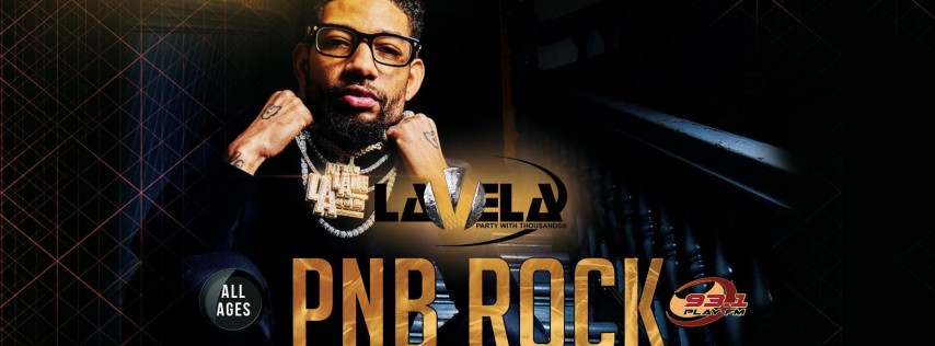 PNB Rock - All Ages Show