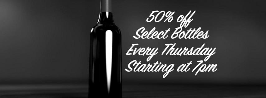 Thursday Wine Night at District Tavern