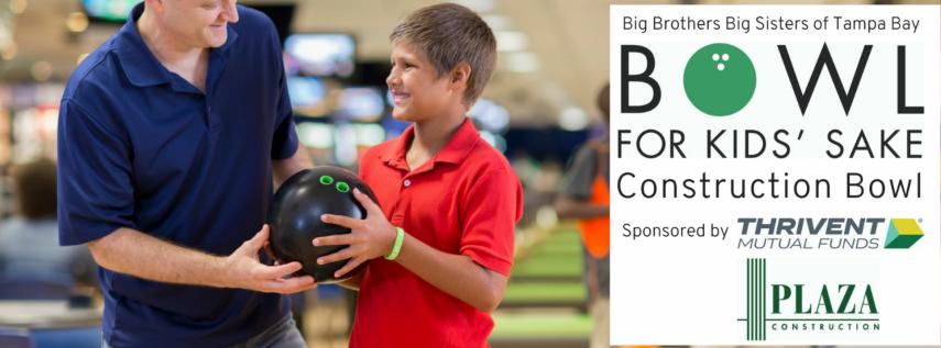 Bowl For Kids' Sake Construction Bowl