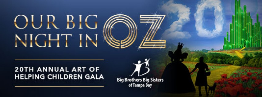 20th Annual BBBS Art of Helping Children Gala