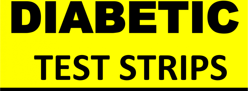 Resell your Diabetes Testing Supplies / Diabetic Test Strips & GET CASH NOW. 813-563-3729
