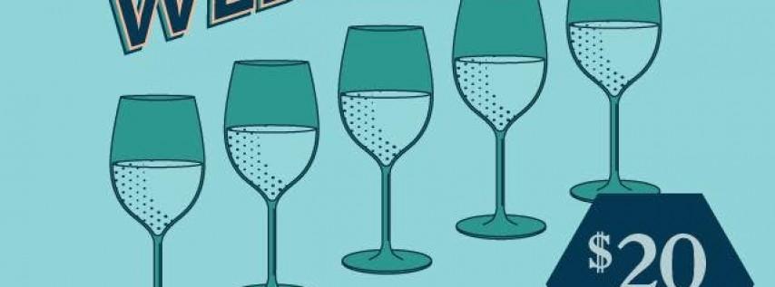 Wine Down Wednesdays - $20 Unlimited Wine