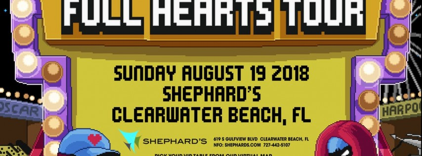 Pegboard Nerds at Beach House Sundays (8-19-18)