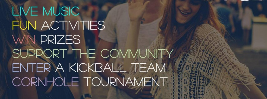 Kickball For A Cause Festival by Youth Athletic Charity