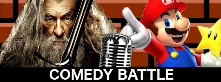 Comedy Battle: The Midnight Staff vs. The Local Pros. (Sat July 21st) VIP seats