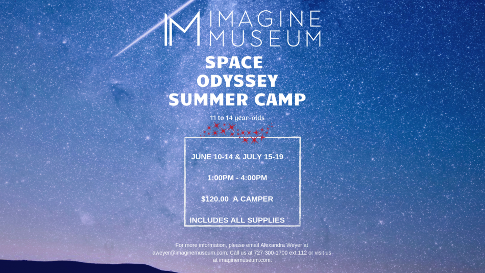 Space Odyssey Summer Camp