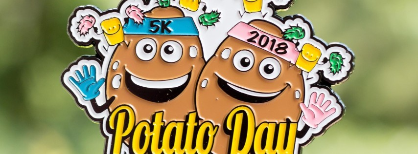 Potato Day 5K & 10K -Gainesville