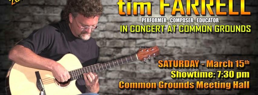 Tim Farrell 2019