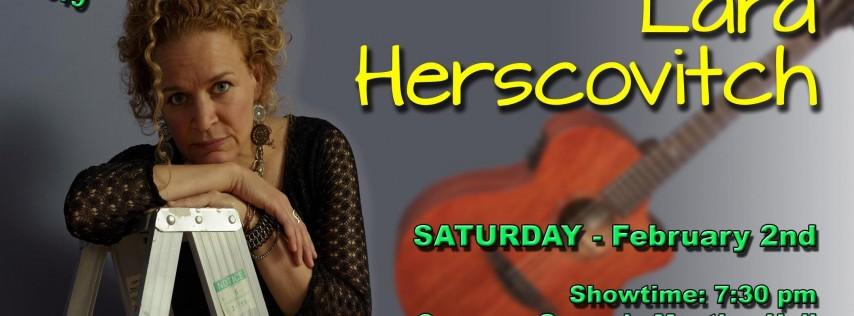 Lara Herscovitch in Concert
