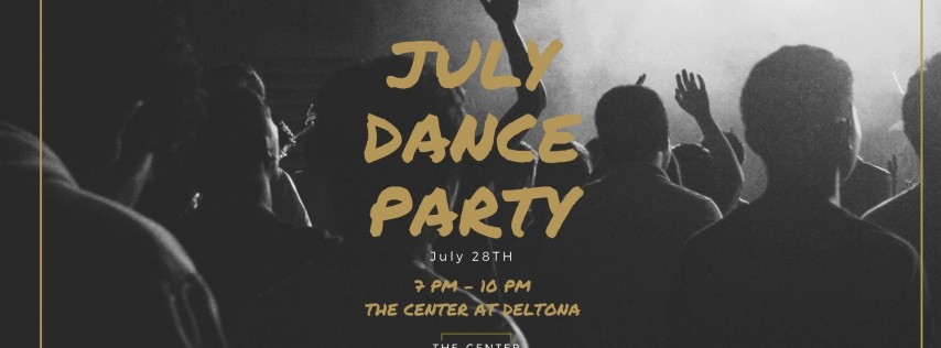 July Dance Party