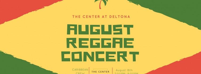 August Reggae Concert