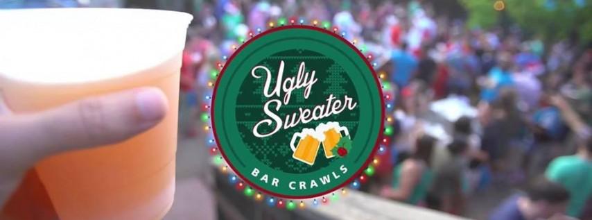 2nd Annual Ugly Sweater Bar Crawl