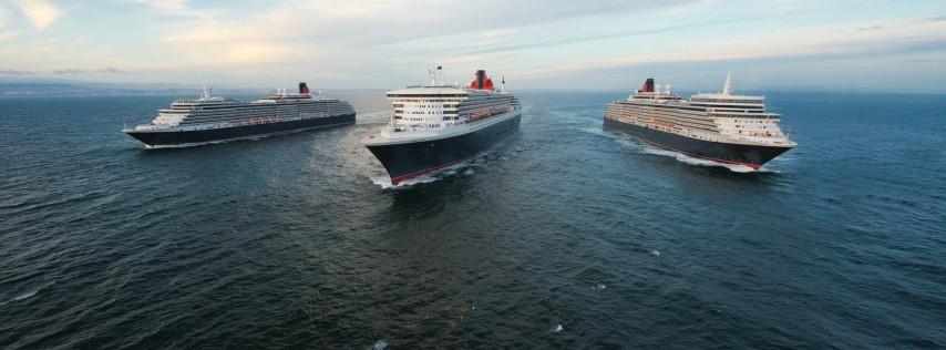 An Evening with Cunard Line