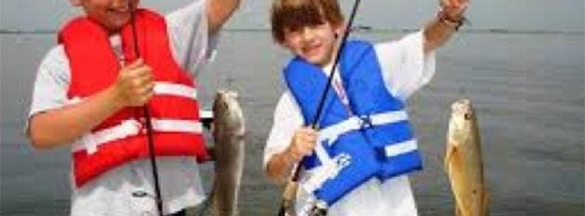West Marine Merritt Island Presents Kids Fishing Seminar