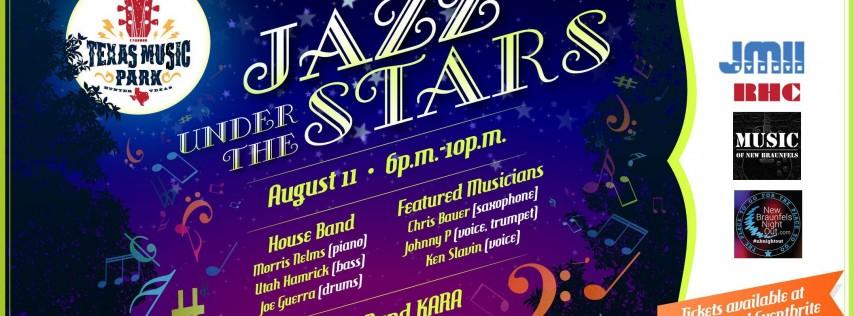 Jazz Under the Stars at Texas Music Park