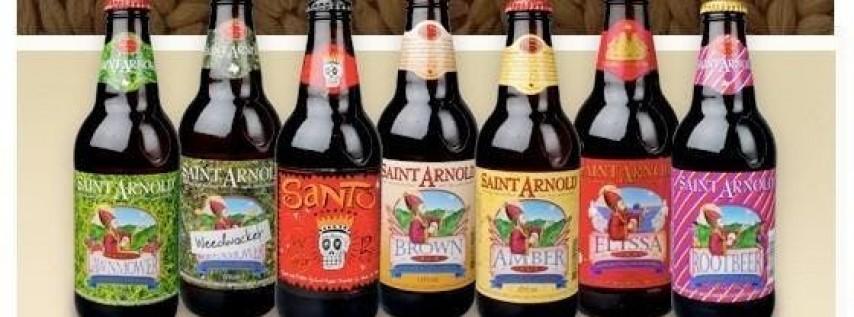 Saint Arnold Beer Dinner