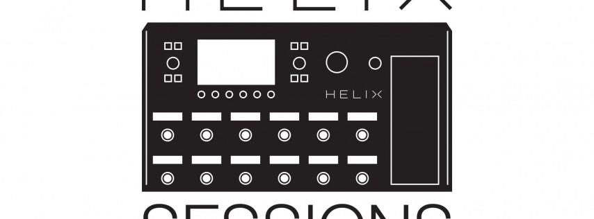 Helix Sessions - Guitar Center South Austin, TX