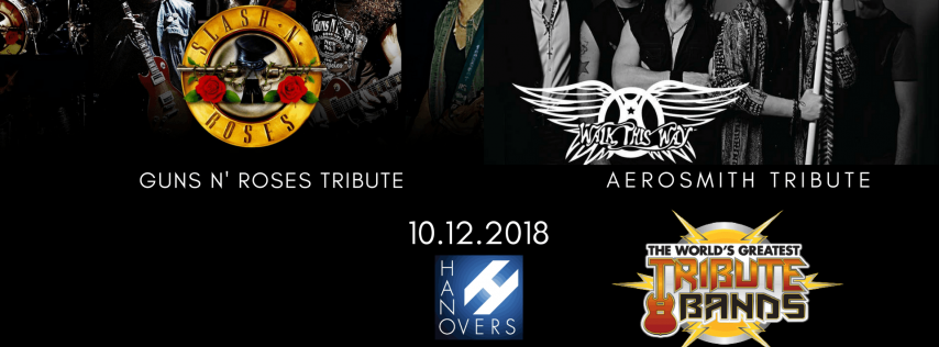 Metal Tributes with Guns 4 Roses | Walk This Way - ALL AGES