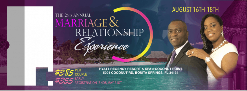 Marriage & Relationship Conference 2018