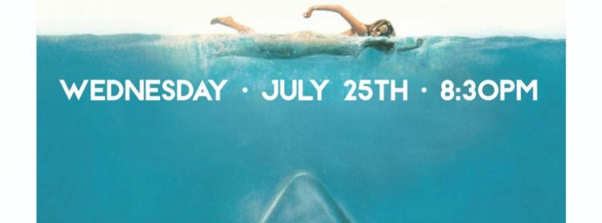 Sunset Movie's at Caddy's Pub Presents: JAWS