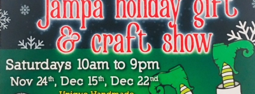 Tampa Holiday gifts & Crafts show