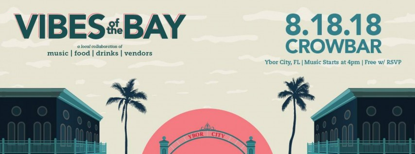 Vibes of the Bay 2018 presented by Symphonic Distribution