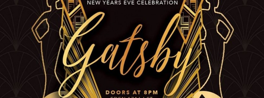 New Year's Eve 2019 | Gatsby NYE | EDEN DC