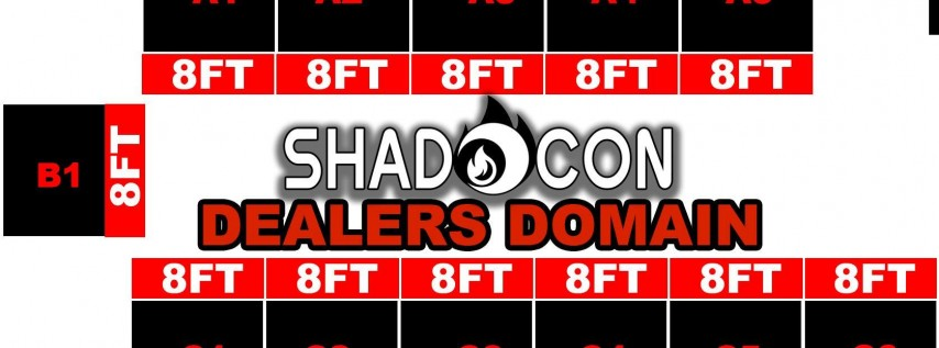 ShadoCon 2018 Dealers