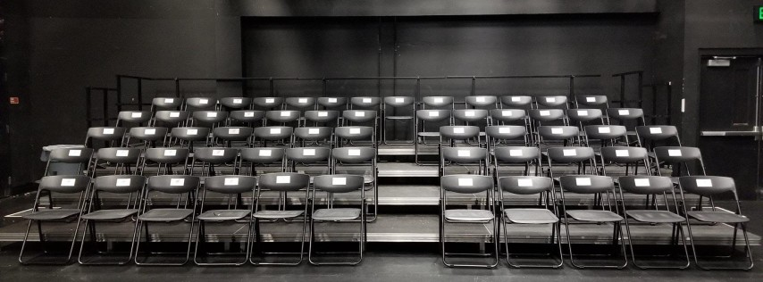 Sponsor a seat at the Countdown Improv Festival