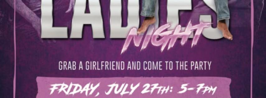 Ladies Night at the Cuda
