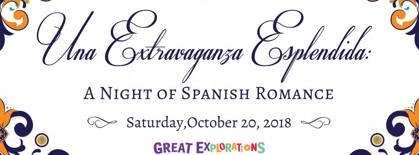 Una Extravaganza Esplendida: A Night of Spanish Romance