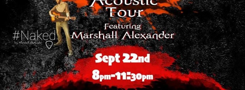 Joe Nester Never Gonna Take My Soul Acoustic Tour St Pete FL