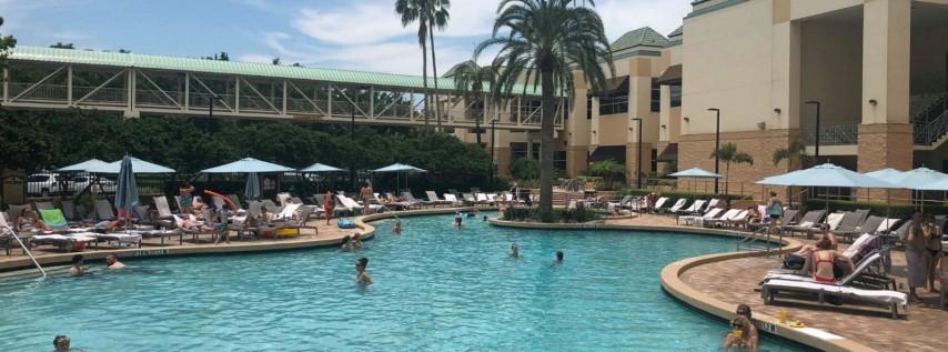 Orlando Poolside Brunch: 3NINE Poolside Bar & Grill