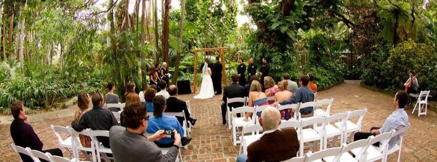 Guest Registration - Sep 23rd 2018 Bridal Show @ Sunken Gardens