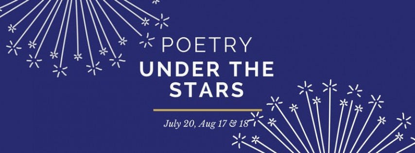 Poetry Under the Stars- Day Party