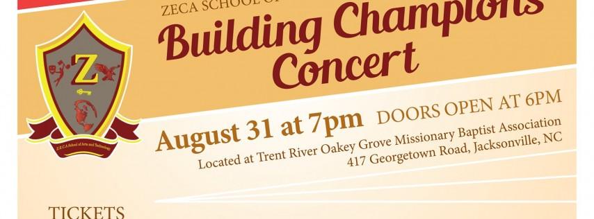 Building Champions Concert