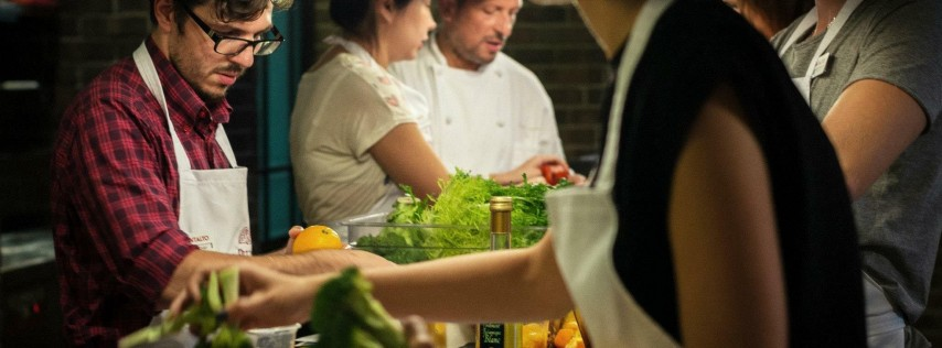 Baker & Wife Pizza Workshops